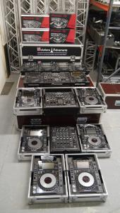 12 platines Pioneer CDJ2000 Nexus dispo en location !!!