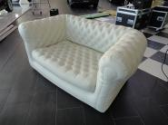Canapé Blanc Chesterfield Gonflable Blofield Big Blo 2