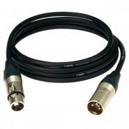 Câble xlr/xlr audio 1M