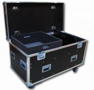 Flight case malle - Taille XL