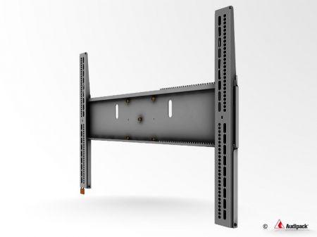 Platine universelle pour écran plat - Audipack - UFPRO-0801B
