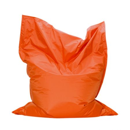 Pouf géant Orange
