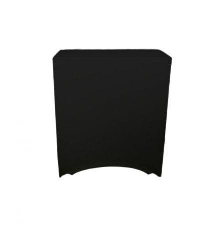 Quart Buffet pliant - Noir