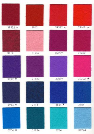 Rouleau moquette bleue 3164