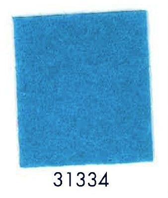 Rouleau moquette bleue glacier 31334