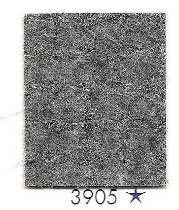Rouleau moquette grise foncée 3905