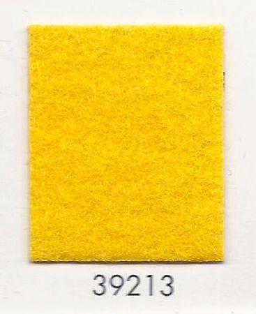Rouleau moquette jaune 39213