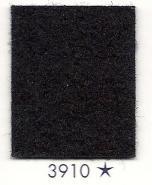 Rouleau moquette noire 3910
