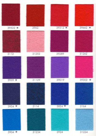 Rouleau moquette rose 31722
