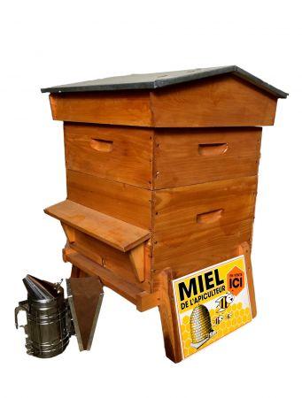 Ruche d'abeille décorative
