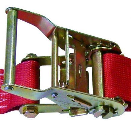 SANGLE 50mm (monobloc) ROUGE