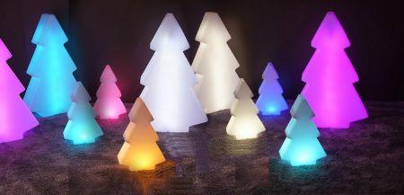 Sapin lumineux - LED 1m80