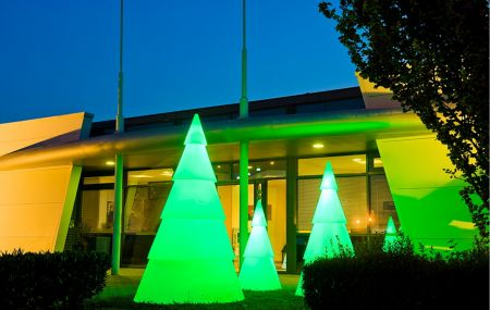 Sapin lumineux MODULO - LED 3m50
