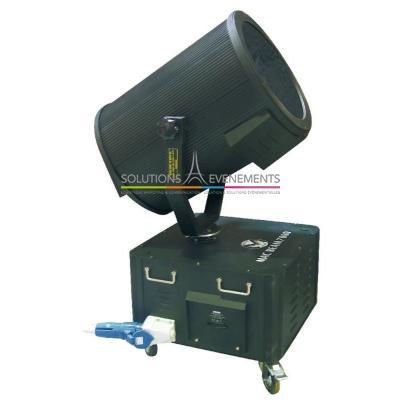 Space canon - Projecteur monofaisceau