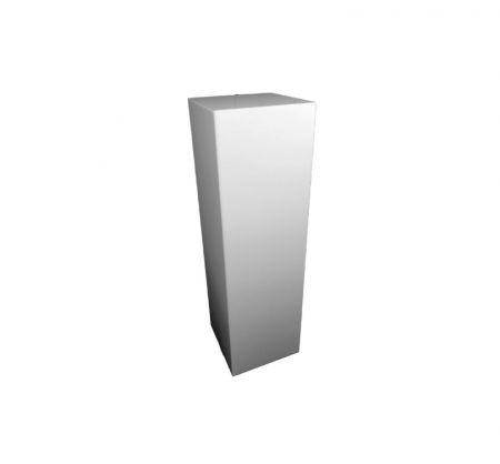 Stele 60x30x30 blanche