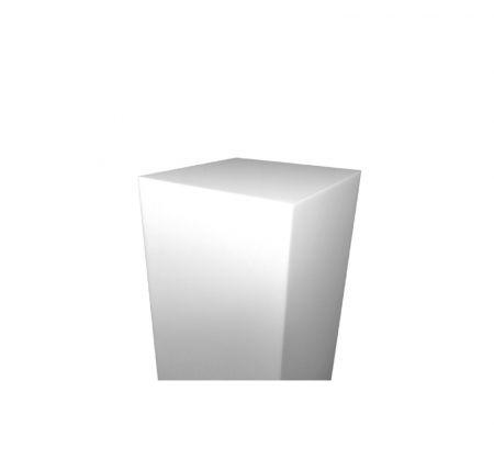 Stele 80x30x30 blanche