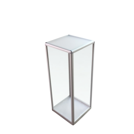 Stèle Cristal transparent