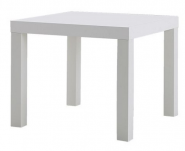 Table basse - Lack blanche