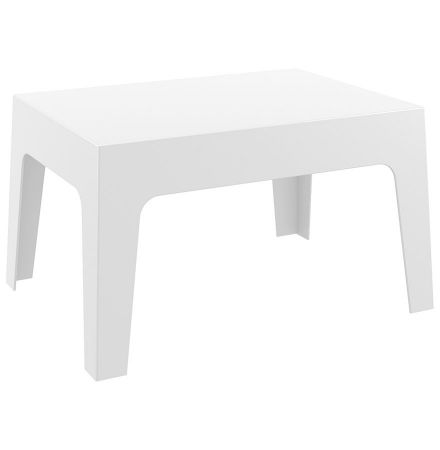 Table basse - Lounge blanche