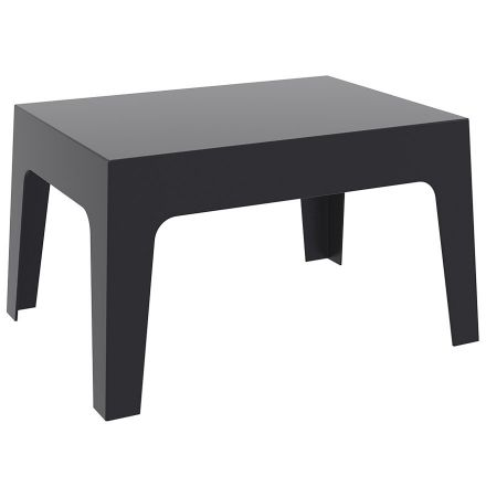 Table basse - Lounge noire