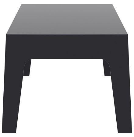 Table basse - Lounge noire