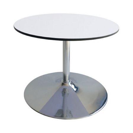 Table basse Modulo blanche 60cm