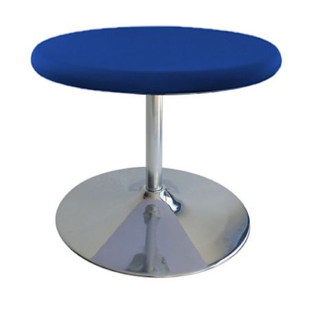 Table basse Modulo bleue