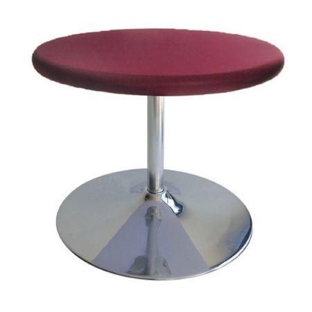 Table basse Modulo bordeaux