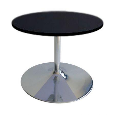 Table basse Modulo noire 60cm