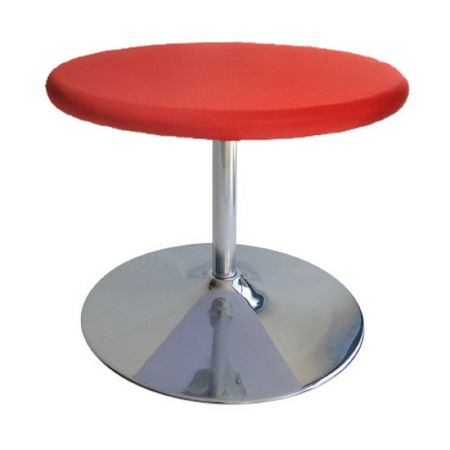Table basse Modulo rouge