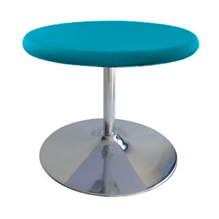 Table basse Modulo turquoise