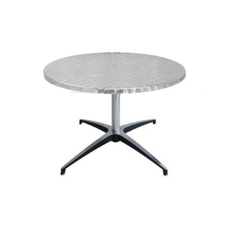 Table basse Modulx bistrot-inox
