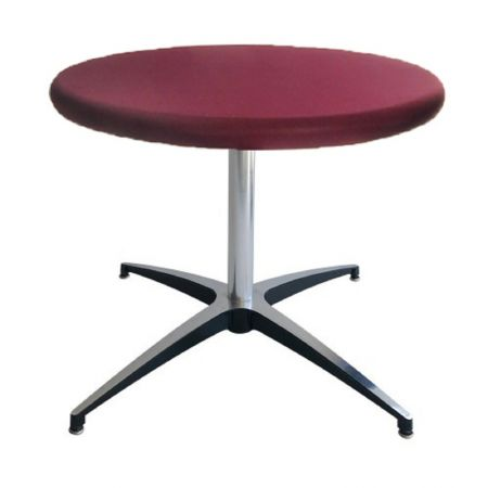 Table basse Modulx bordeaux