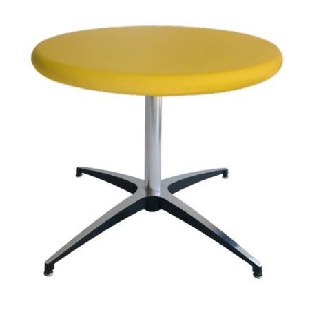 Table basse Modulx jaune