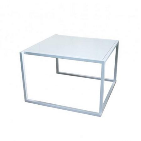 Table basse New York Blanche