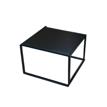 Table basse New York Noire