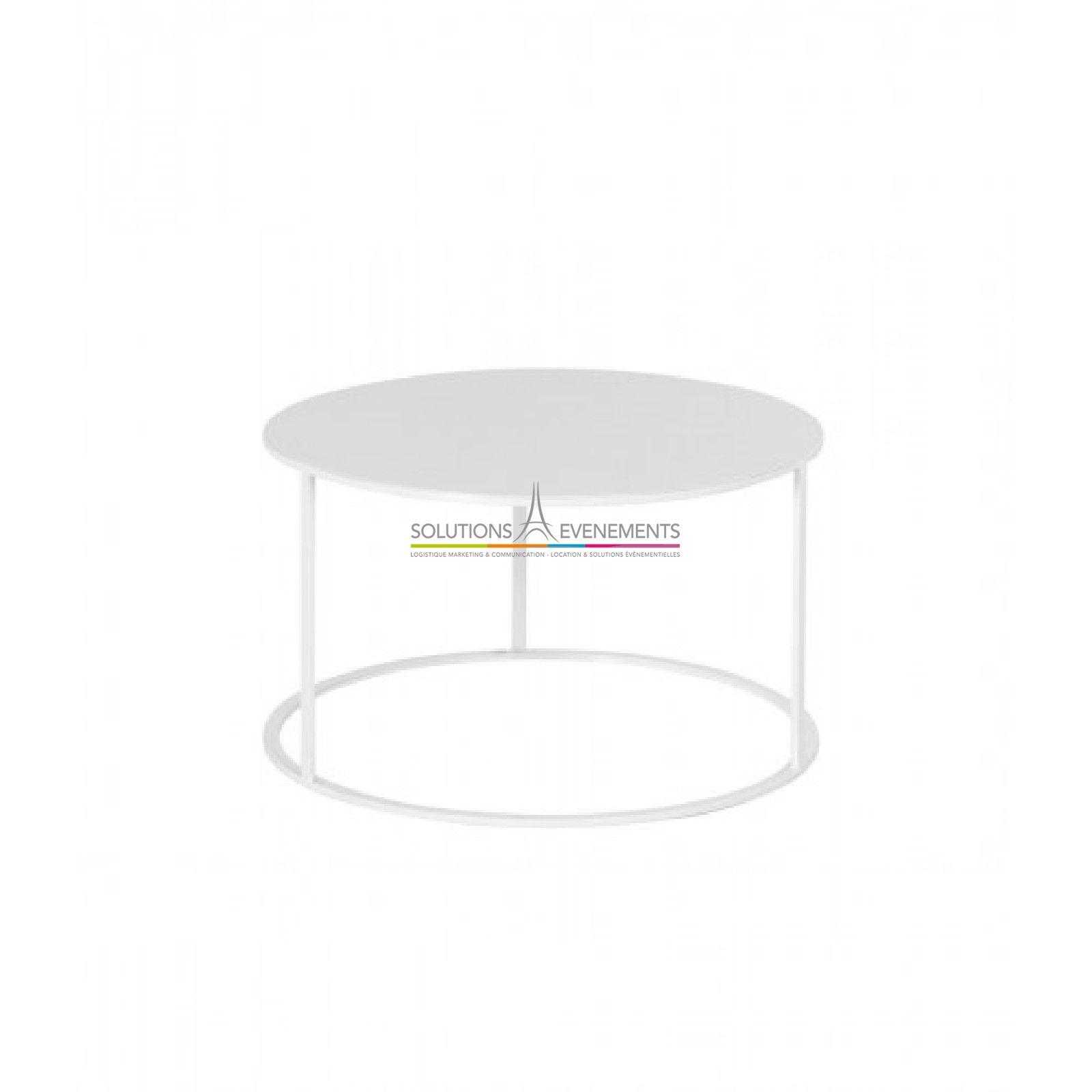 Location Table Basse Mobiler Design Pour Evenement