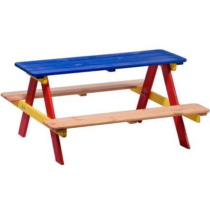 Table de jardin pour enfant PEFC