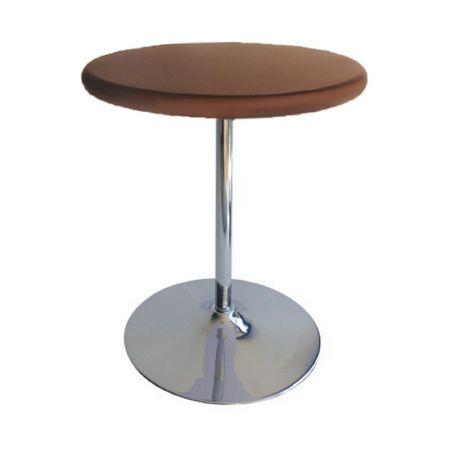 Table Guéridon Modulo chocolat