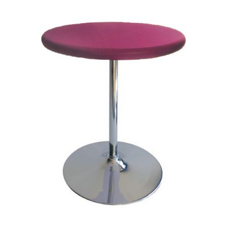 Table Guéridon Modulo fushia