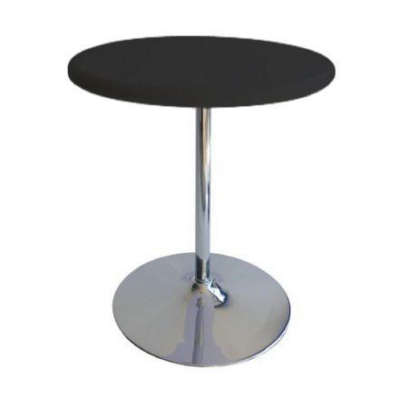 Table Guéridon Modulo noir