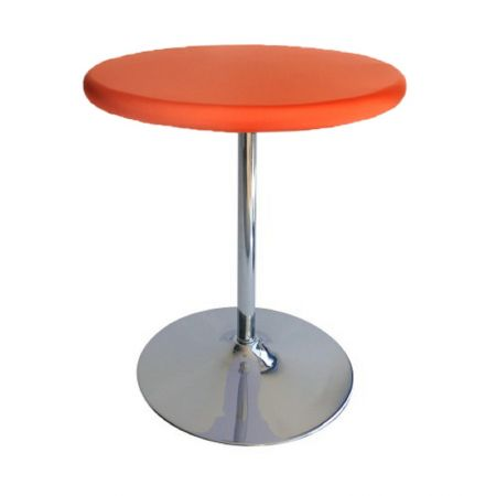 Table Guéridon Modulo orange
