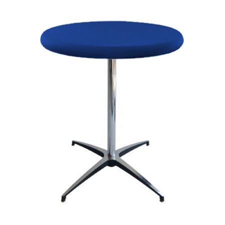 Table Guéridon Modulx bleu