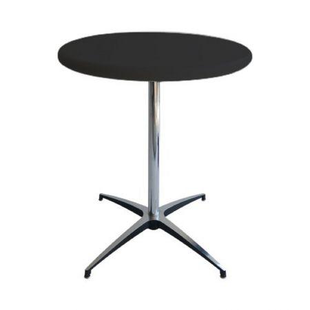 Table Guéridon Modulx noir