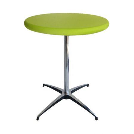 Table Guéridon Modulx vert