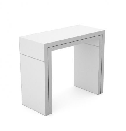 Table haute / Console Archie (Aluvision)