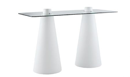 Table haute - Double Peak Slide