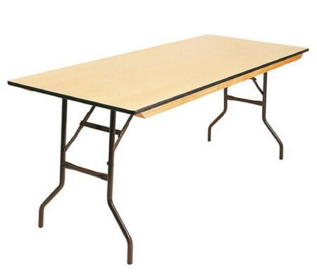 Table multi-services en bois (200x80cm)