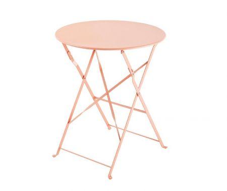 Table Pliante Square Rose
