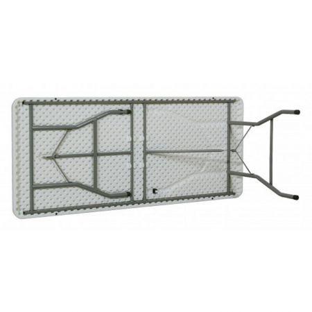 Table rectangulaire HDPE 2 à 4 personnes (120x76cm)